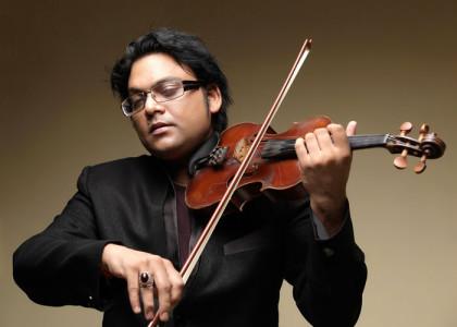 Indian violin maestro to collaborate with CPO in Cape Town