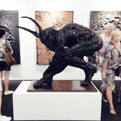 Fuelling the world's interest in contemporary art from Africa