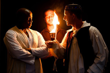 Touring 'Othello' marks Shakespeare's 400th anniversary