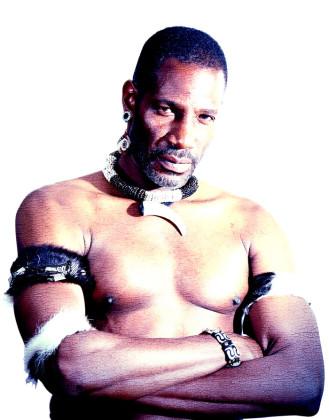 Pope Jerrod as Othello