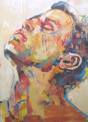 The work 'Delicious Monster' Danielle Hewlett