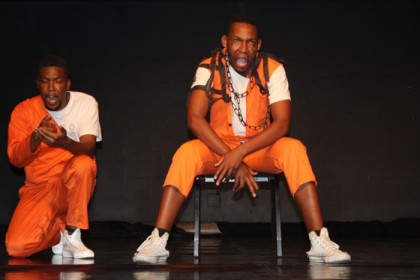 Prison culture under the microscope in hard hitting play
