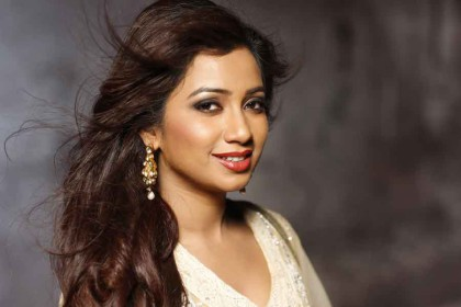 Shreya to spread the love this Valentine's Day