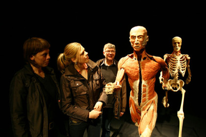 New Body Worlds Vital exhibition to wow Jozi