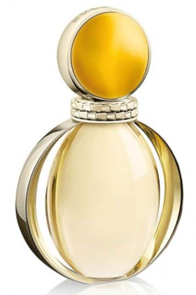 Bvlgari Goldea EDP- a strong, aromatic fragrance offering fruity notes of orange blossom and raspberry