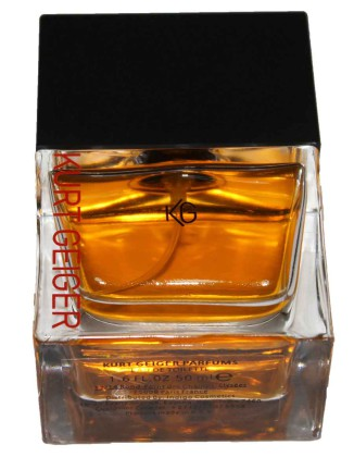 Aftershave spray by Kurt Geiger has a soft lingering tone