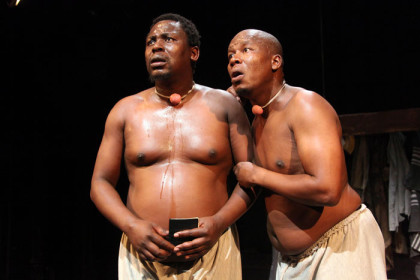 'Woza Albert!' lives again on the Joburg stage
