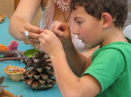 Festive Fun and creativity at 'Crafts Alive' in Bryanston