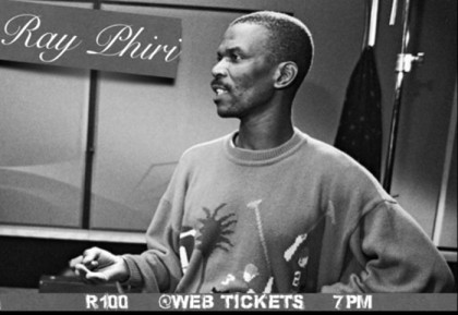 Infocus with Ray Phiri Live at The Plat4orm