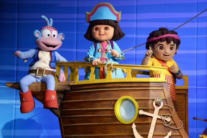 'Dora the Explorer' interactive musical stage show to enchant SA fans
