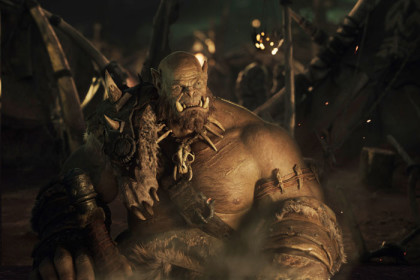 Orgrim-in-a-scene-from-Warcraft