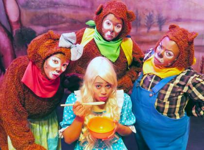 The-Goldilocks-And-The-Three-Bears-cast-members