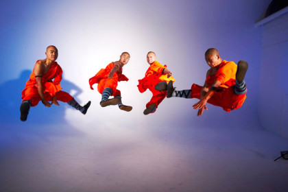 Shaolin Monks return to SA with new showcase of ancient martial arts