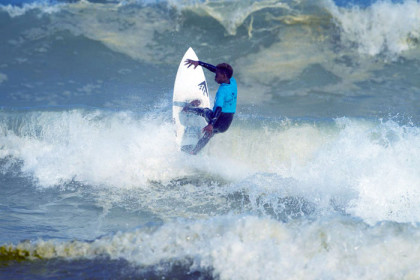 Local and international surfers to show their mettle in Muizenberg