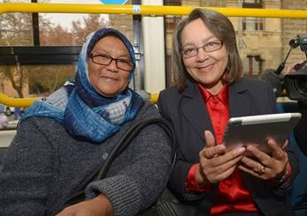 MyCiTi passengers get connected to free Wi-Fi