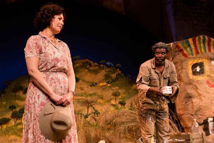 Athol Fugard returns with latest internationally acclaimed work