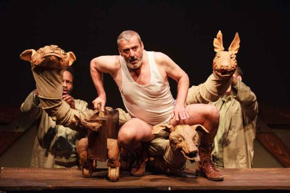 'Truth Commission' era play still packs a satirical wallop