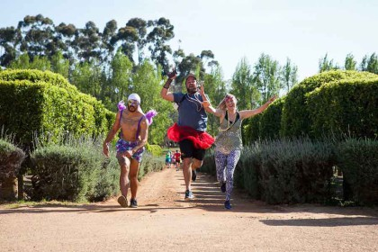 Cape Winelands getting sporty for the warmer season