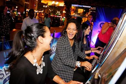 Montecasino's girls' night makes a stop at Slots Factor celeb tournament
