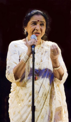 "Indian ""empress of melody"" takes a victory lap on her career"