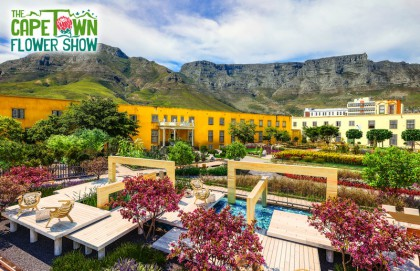 Special ticketing options for Cape Town Flower Show