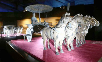 Ancient China archeological exhibition comes to Centurion