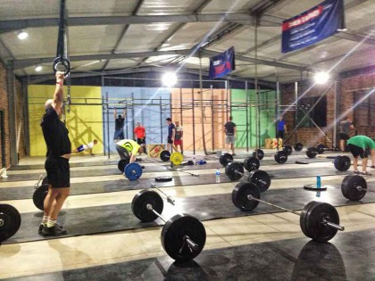 CrossFit fitness showcase The Battle returns to Silverstar