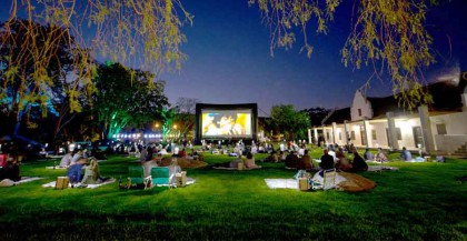 Outdoor Picnic and Movie Nights are on at Spier