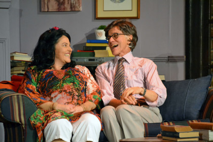 """Tried and tested"" stage comedy showing signs of age"