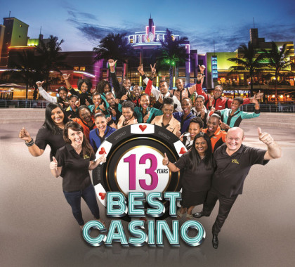 SUNCOAST is the best casino for the 13th year in a row