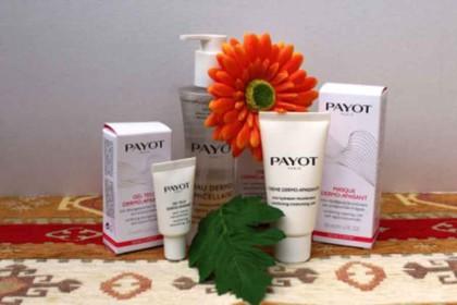 Lentils & Lace: Care for sensitive skin