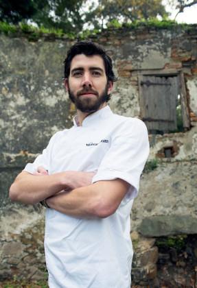 Chef Michael Cooke