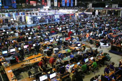 Get yourself to the ultimate geek and gaming lifestyle expo
