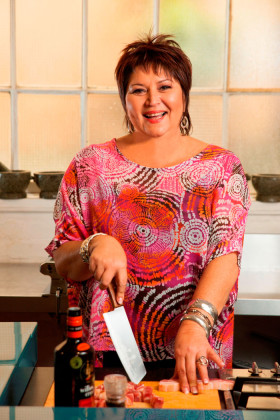 Jenny Morris is out to entertain at the Durban Good Food & Wine Show
