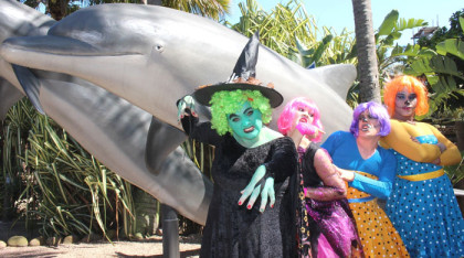 Halloween entertainment for the whole family at uShaka Monster Ball