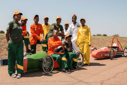 Schools to race their self-built electric speedsters in Delmas