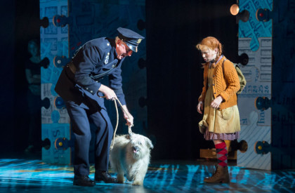 Zesty, must-see 'Annie' worms its way into audiences' hearts