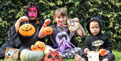 Plan the perfect Halloween Party