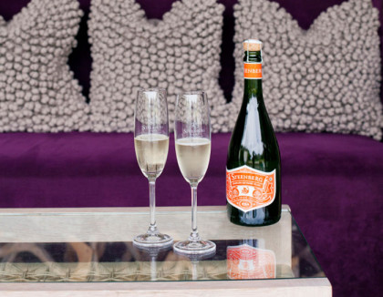 Put some fizz into your festive season with a Sparkling Sauvignon Blanc