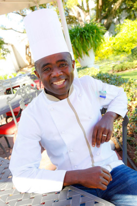 The Red Table chef Edmore Ruzoza