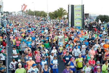 One of Cape Town's biggest road running events nears