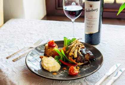 Nederburg sets The Red Table for Restaurant Week