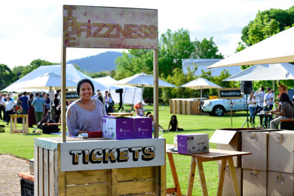"""Local"", ""craft"", ""small batch"" and ""artisan"" the buzzwords at Franschhoek festival"
