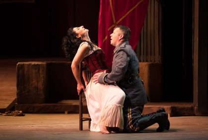 'Carmen' back after five years to wow Cape Town's opera crowd once again