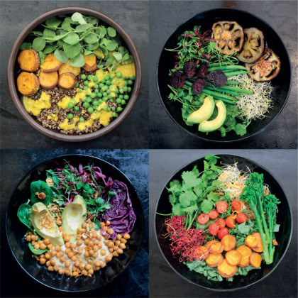 Get your Buddha Bowl on with 'The Yoga Kitchen'
