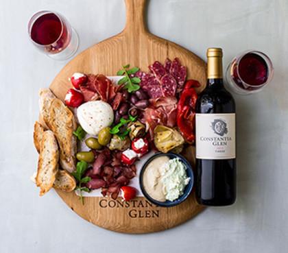 Constantia Glen expands their menu for a sensory, taste-ful summer