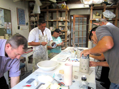 Nurture a new hobby at Fiddlewood Pottery Studio