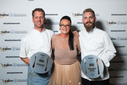 2016 Eat Out Mercedes-Benz Restaurant Awards winners announced