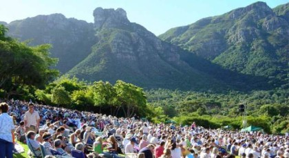 Sing along to popular Christmas songs at Cape Town's historic gardens this December
