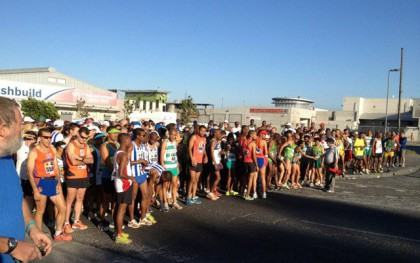 Trot through the streets of one of Cape Town's largest townships this December